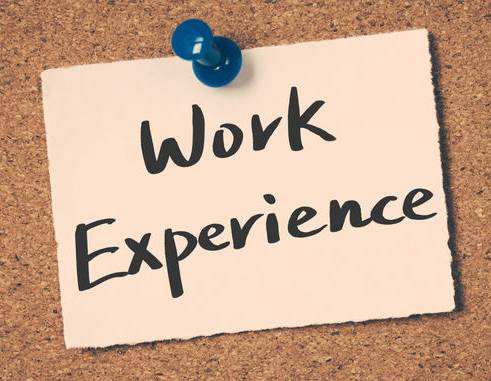 Careers And Work Experience